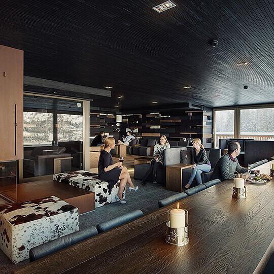 Nira Alpina Hotel im Engadiner Ort Surlej 10
