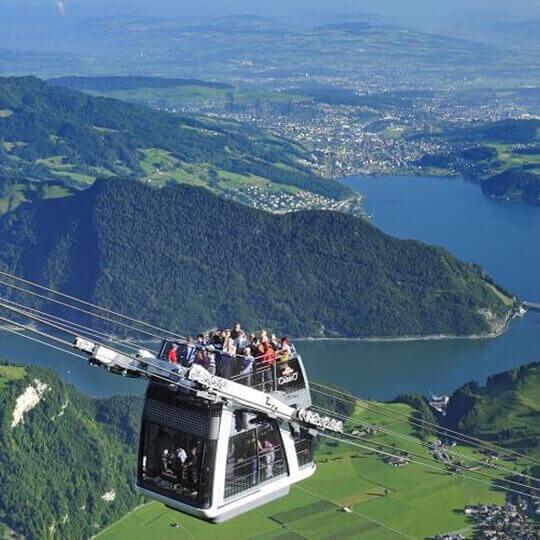 Aussichtsplattform Stanserhorn – Stans 10