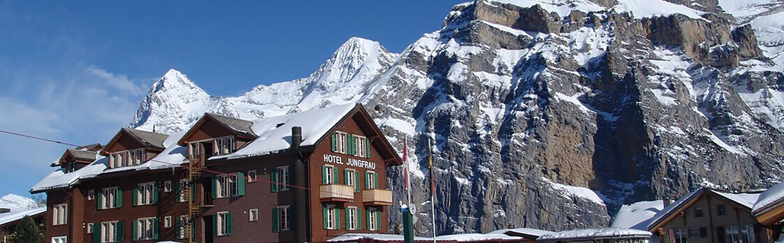 Hotel Jungfrau Mürren 1