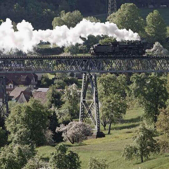Sauschwänzlebahn Blumberg 10