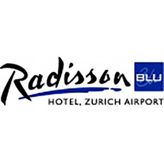 Logo zu Radisson Blu Hotel, Zurich Airport
