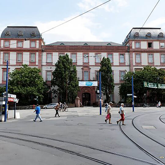 Vorschaubild zu Residenzschloss Darmstadt