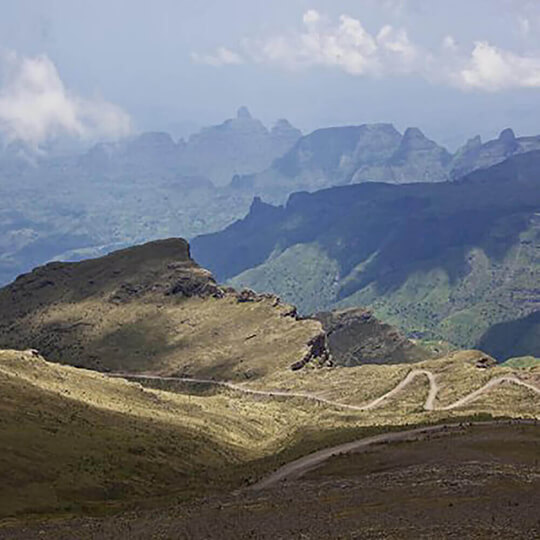 Vorschaubild zu Nationalpark Simien Mountains