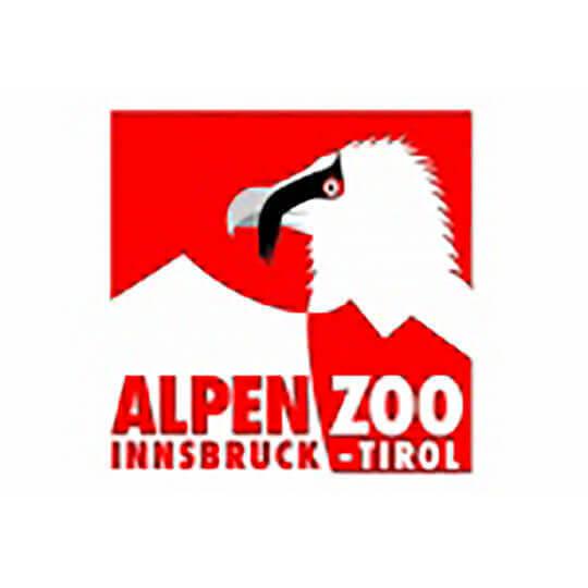 Logo zu Alpenzoo Innsbruck-Tirol