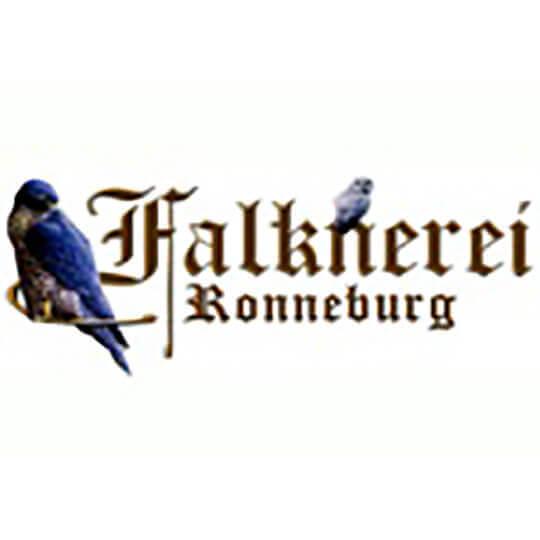 Logo zu Falknerei Ronneburg