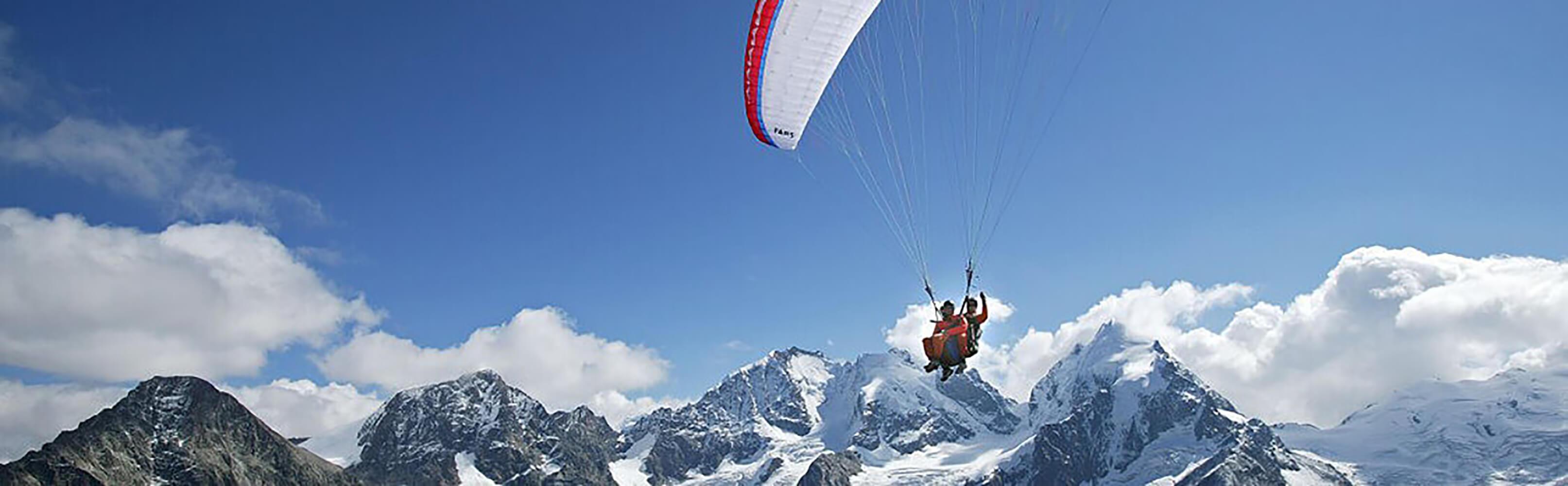 Flugerlebnisse in der ganzen Schweiz 1