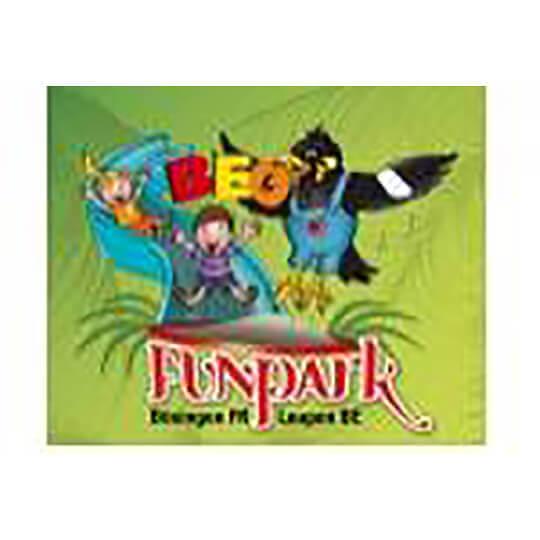 Logo zu BEO-Funpark, Bösingen - Spass für die ganze Familie!