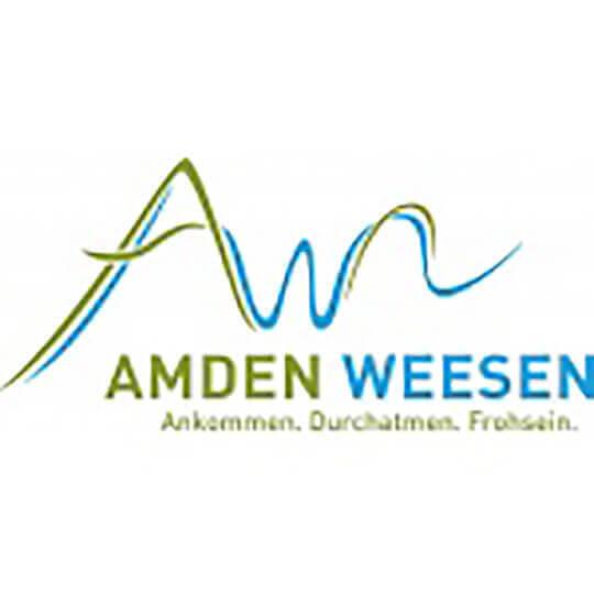 Logo zu Amden & Weesen Tourismus