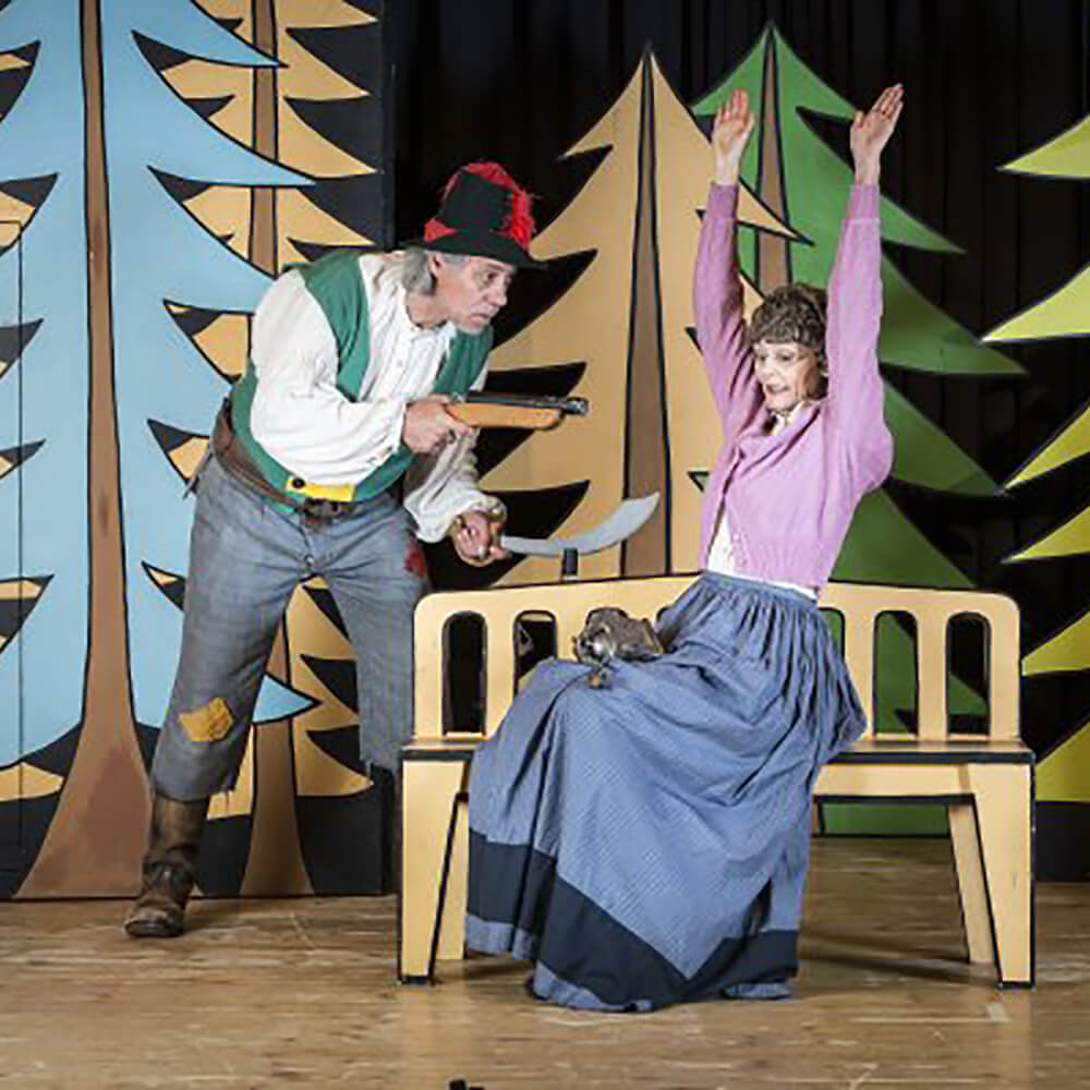 Winterthur - Pippi feiert Geburtstag - Kindermusical für Klein  und Gross!