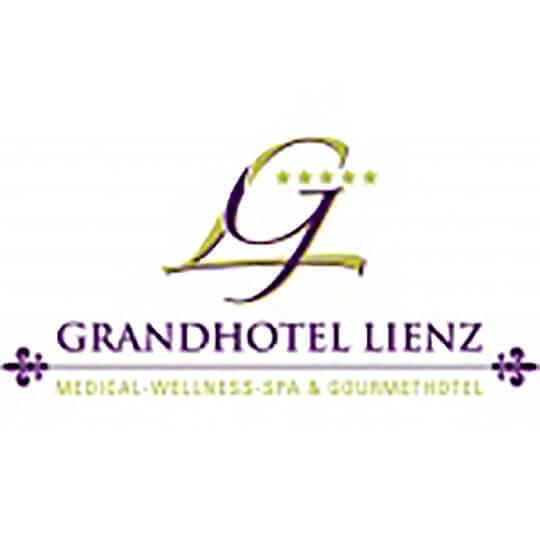 Logo zu Grandhotel Lienz***** in Tirol, mit höchstem Anspruch