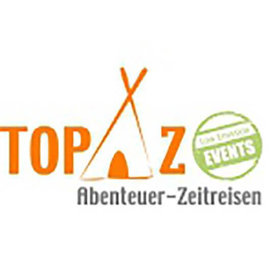 Logo zu Abenteuer-Zeitreisen TOPAZ