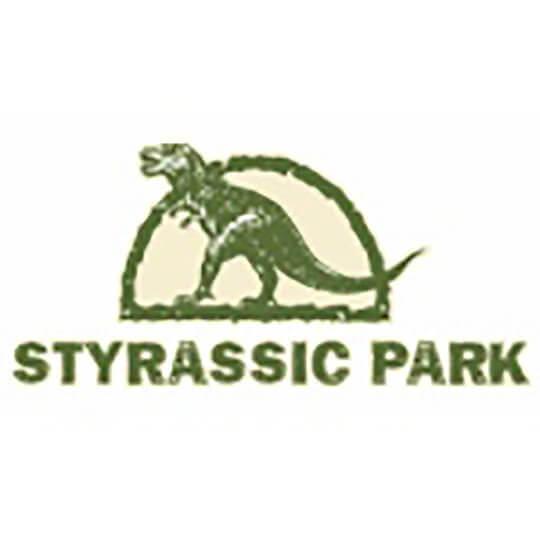 Logo zu Styrassic Park - Dinos im Herzen der Steiermark