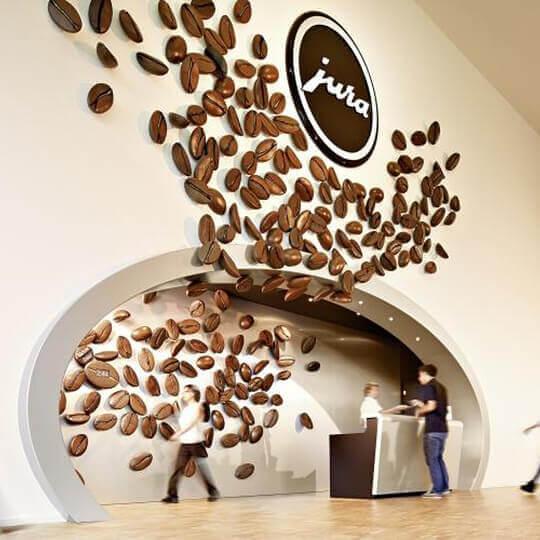 Erlebniswelt Kaffee / JURAworld of Coffee 10