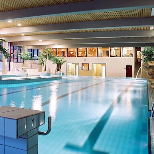 Bogn Sedrun, Aqua Wellness Oase 10