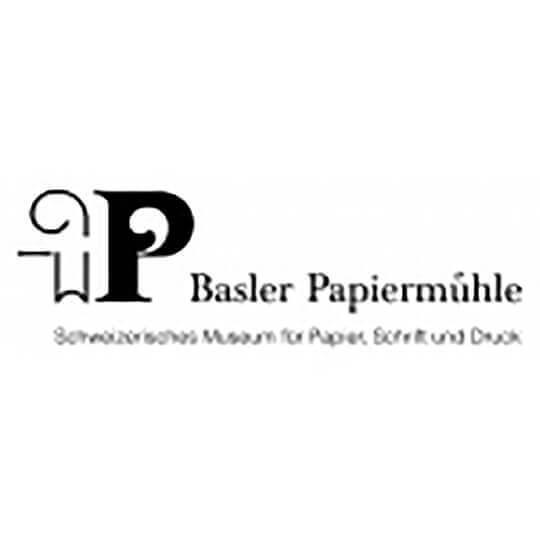 Logo zu Basler Papiermühle - Mitmachen und Anfassen