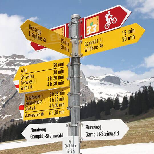 Bergrestaurant und Bergbahn Gamplüt, Wildhaus/Toggenburg 10