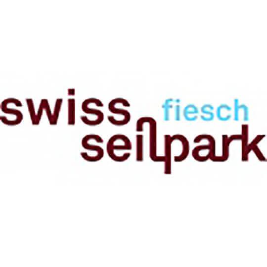 Logo zu Swiss Seilpark Fiesch