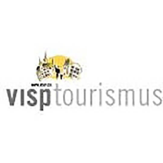 Logo zu Visp ihr  Erlebnis und Ferienort im Zentrum des Oberwallis