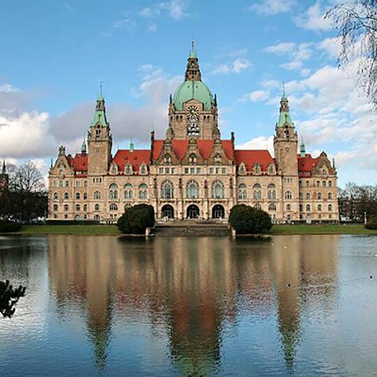 Vorschaubild zu Neues Rathaus Hannover