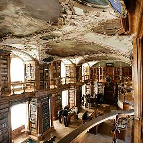 Vorschaubild zu Stiftsbibliothek Kloster St. Gallen