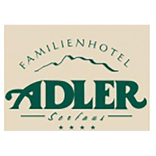 Logo zu Familienhotel Adler Serfaus - Bei uns