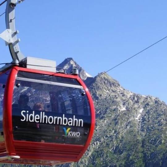 Grimselwelt Sidelhornbahn 10