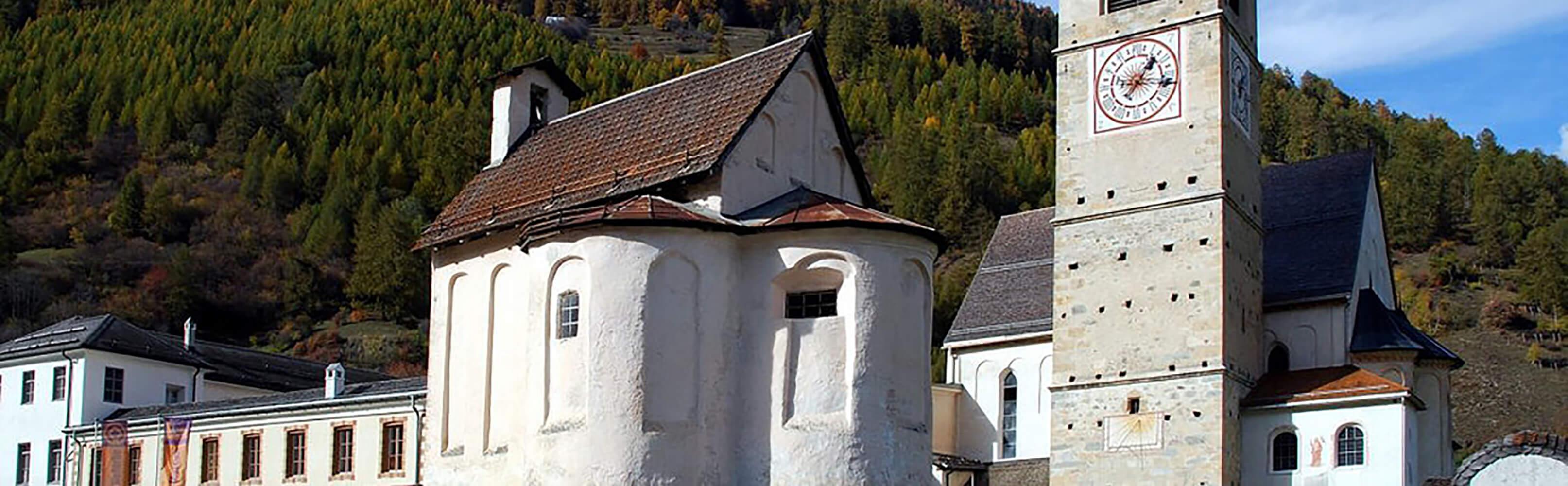 Benediktinerkloster St. Johann 1