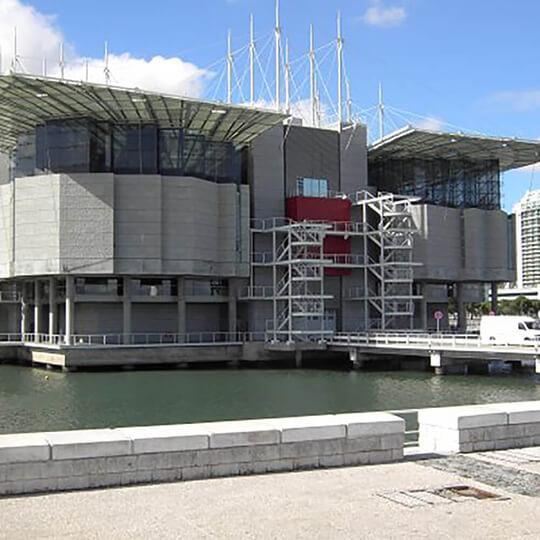 Vorschaubild zu Oceanário de Lisboa