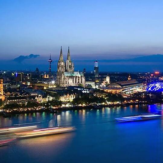 Vorschaubild zu Köln - Metropole am Rhein