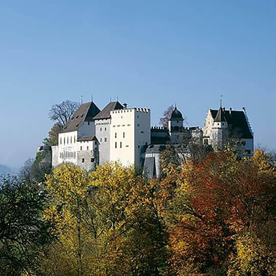 Vorschaubild zu Schloss Lenzburg, Lenzburg