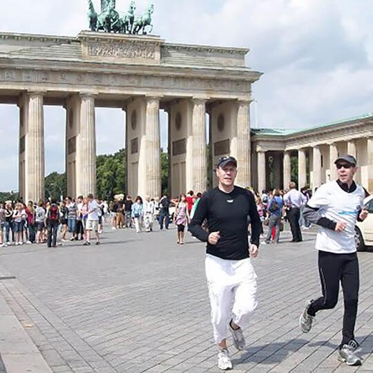 Vorschaubild zu SJSW Sightjogging / Sightwalking Berlin - sportliche Stadtführungen