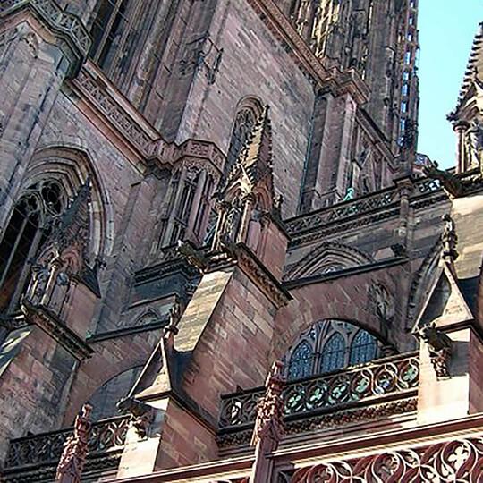 Vorschaubild zu Straßburger Münster