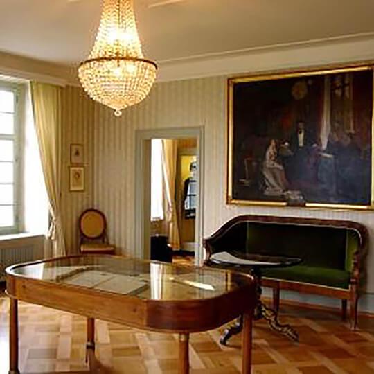 Vorschaubild zu Richard Wagner Museum Luzern
