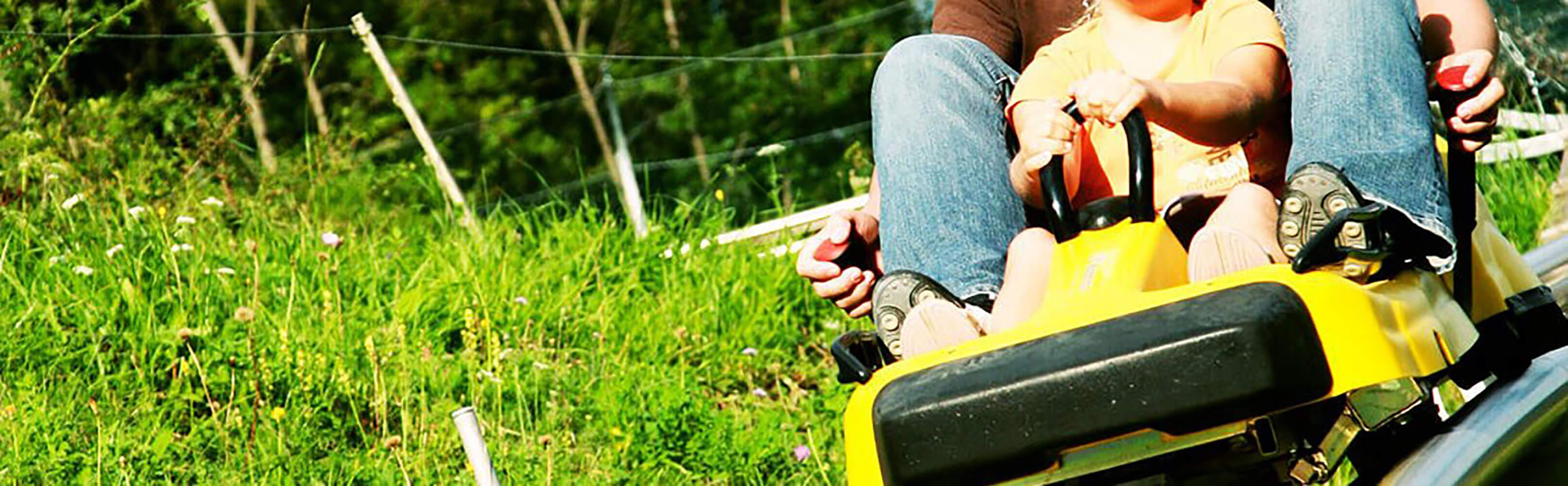 Alwetterrodelbahn Alpin coaster 1