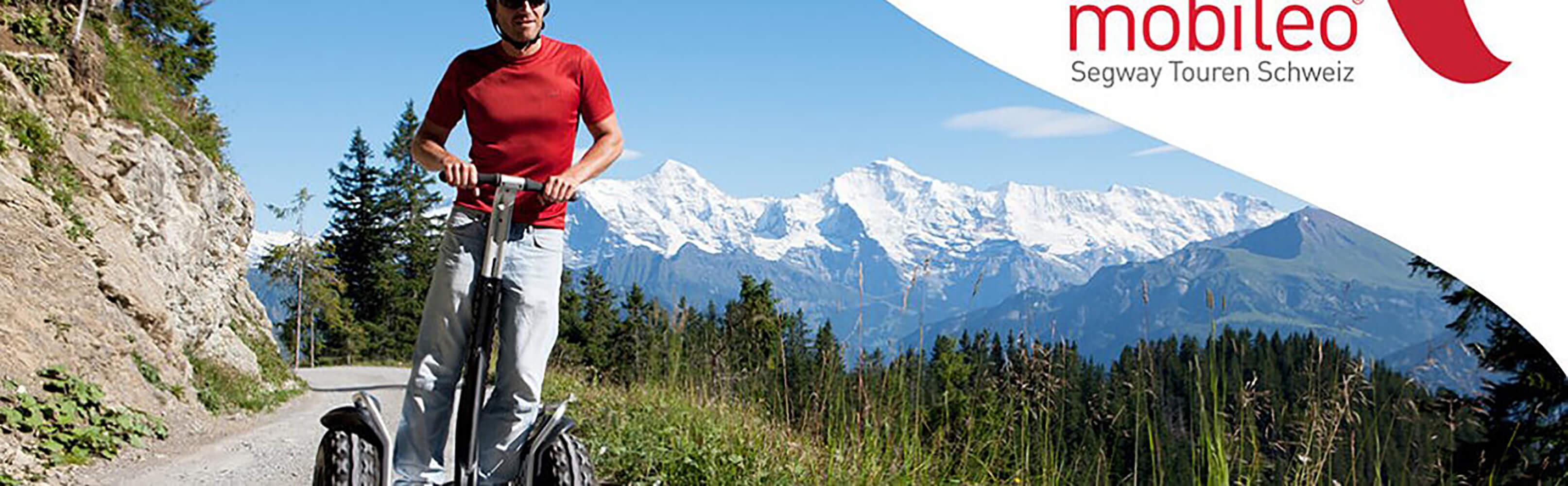 mobileo ist der neue Auftritt von Segway Touren Schweiz  1