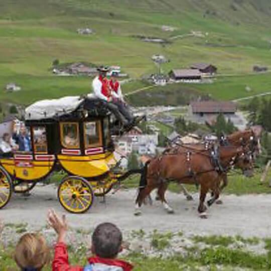 Vorschaubild zu Wander- und Veloland Schweiz mit SwissTrails