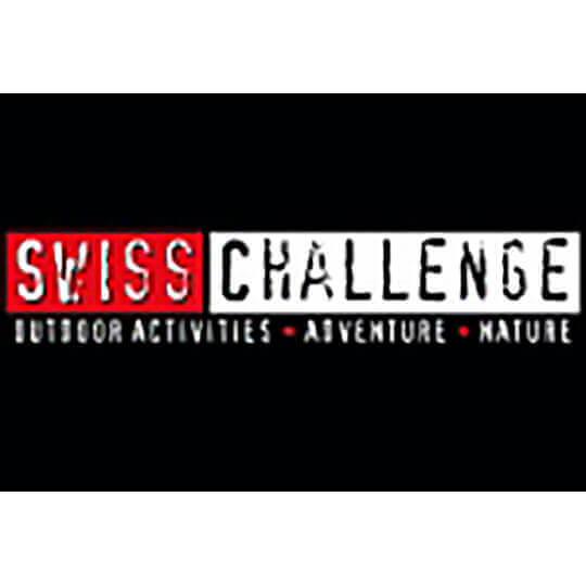 Logo zu Canyoning & Rafting Tessin Ticino - SwissChallenge GmbH