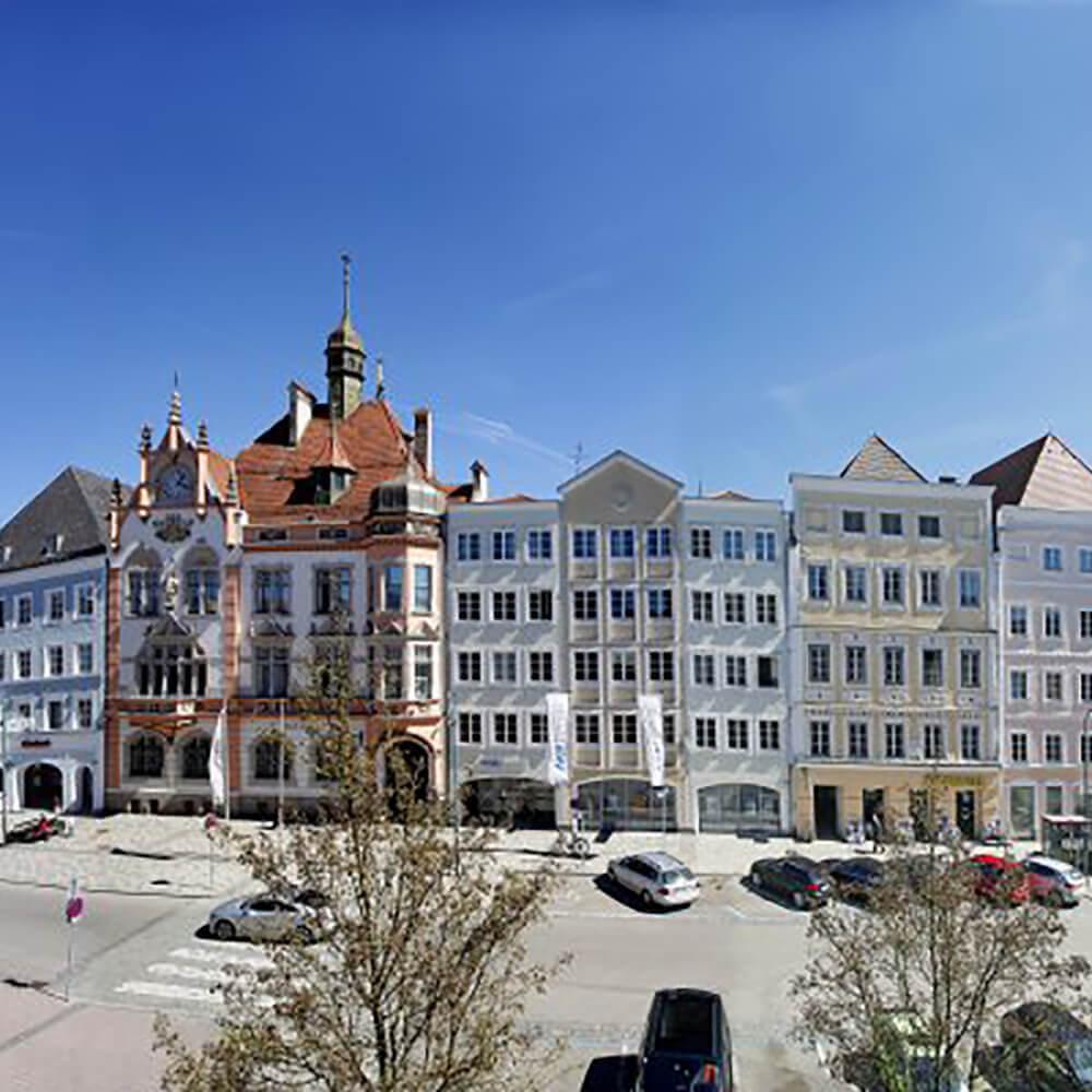 Kleine Historische Städte heißen Sie willkommen!