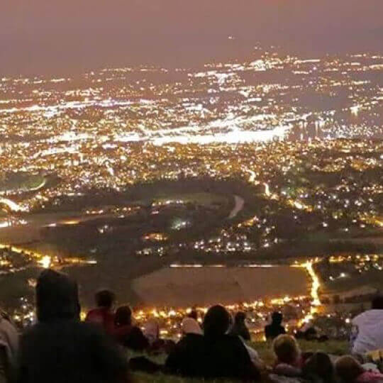 Mont Salève Genève 10