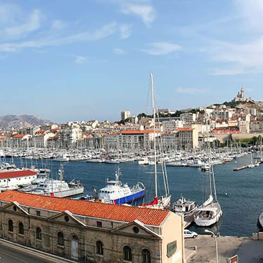 Vorschaubild zu Alter Hafen (Marseille)