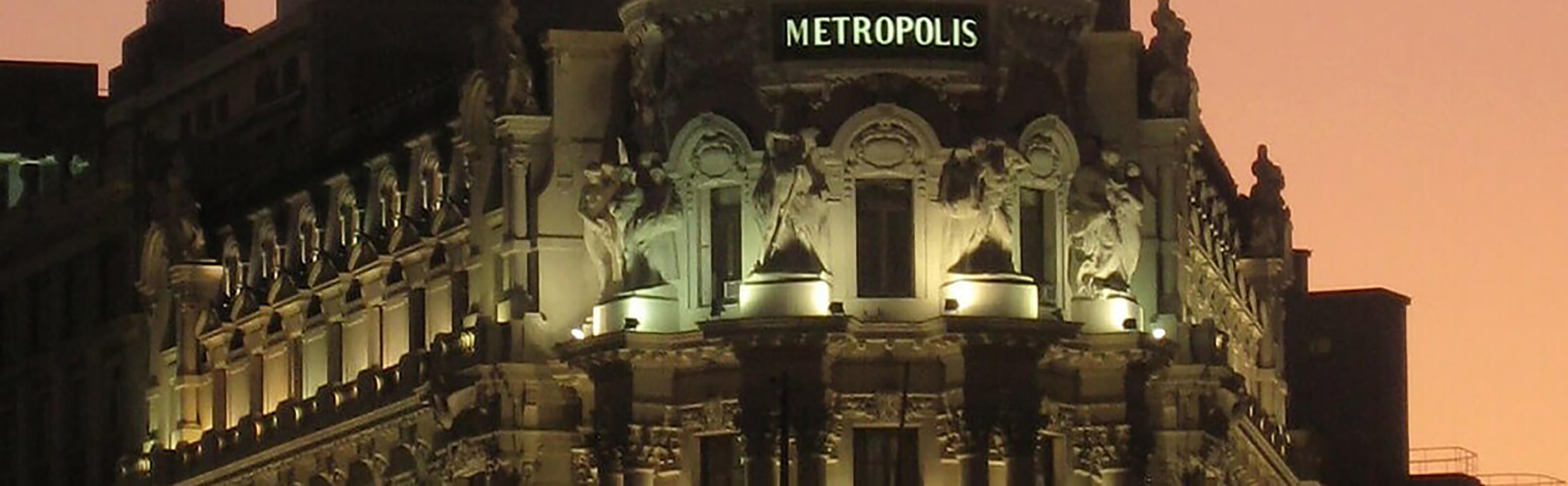 Metropolis-Haus 1