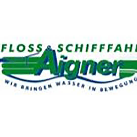 Logo zu Floss & Wikingerfahrten im Ennstal Aigner