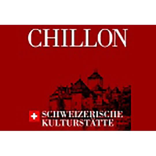 Logo zu Schloss Chillon – mittelalterliches Meisterwerk