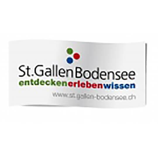 Logo zu St.Gallen-Bodensee Tourismus