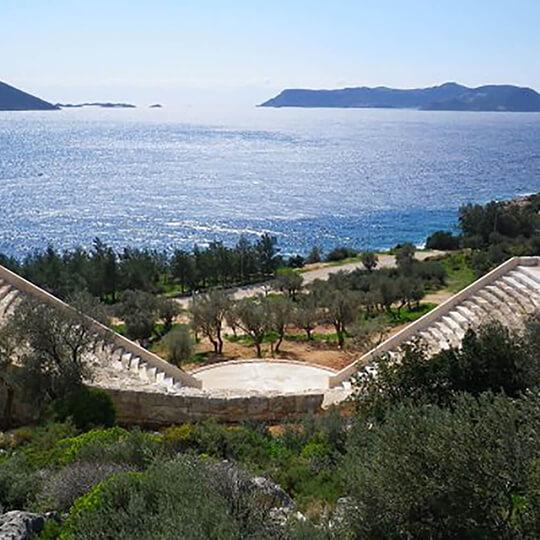 Vorschaubild zu Kas - Individueller Urlaub an der lykischen Küste
