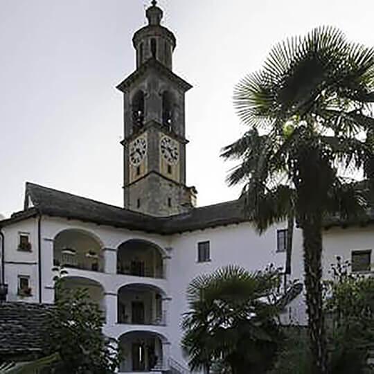 Vorschaubild zu Museo regionale Centovalli e Pedemonte in Intragna