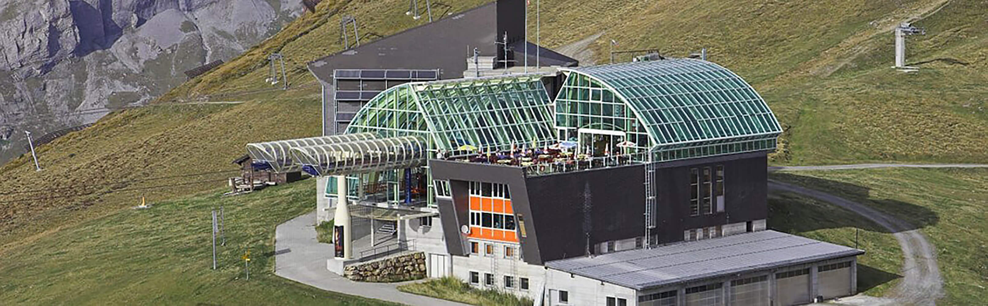 Torrent-Bahnen Leukerbad-Albinen - Hoch hinaus 1