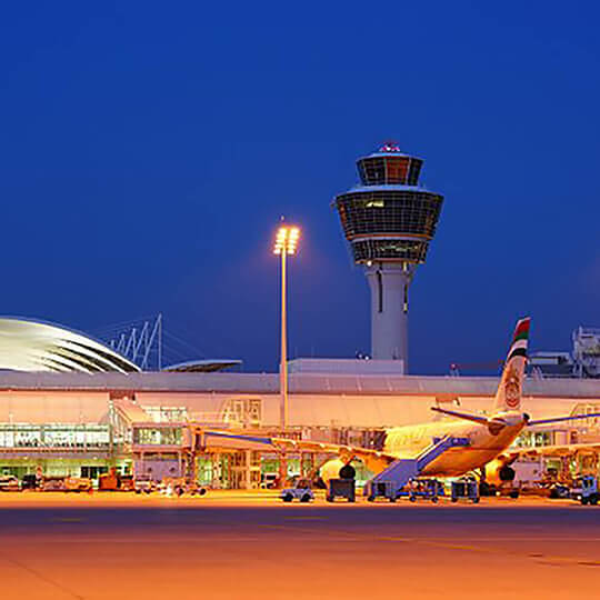 Vorschaubild zu Flughafen München – Ein unvergessliches Airlebnis!
