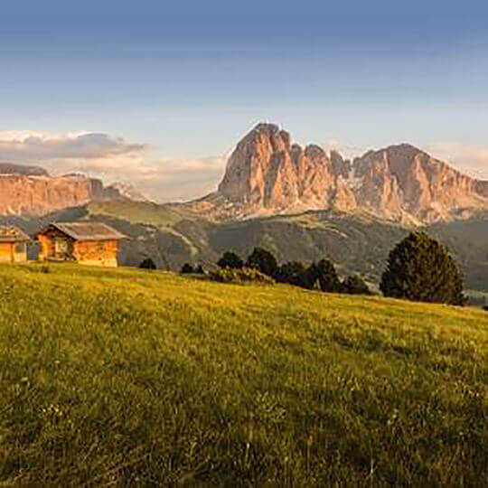 Gröden - Hoch hinaus, auf die Gipfel der Dolomiten