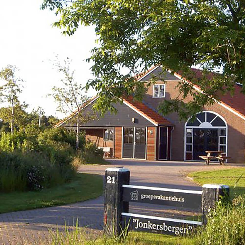 Gruppenunterkunft Jonkersbergen Texel